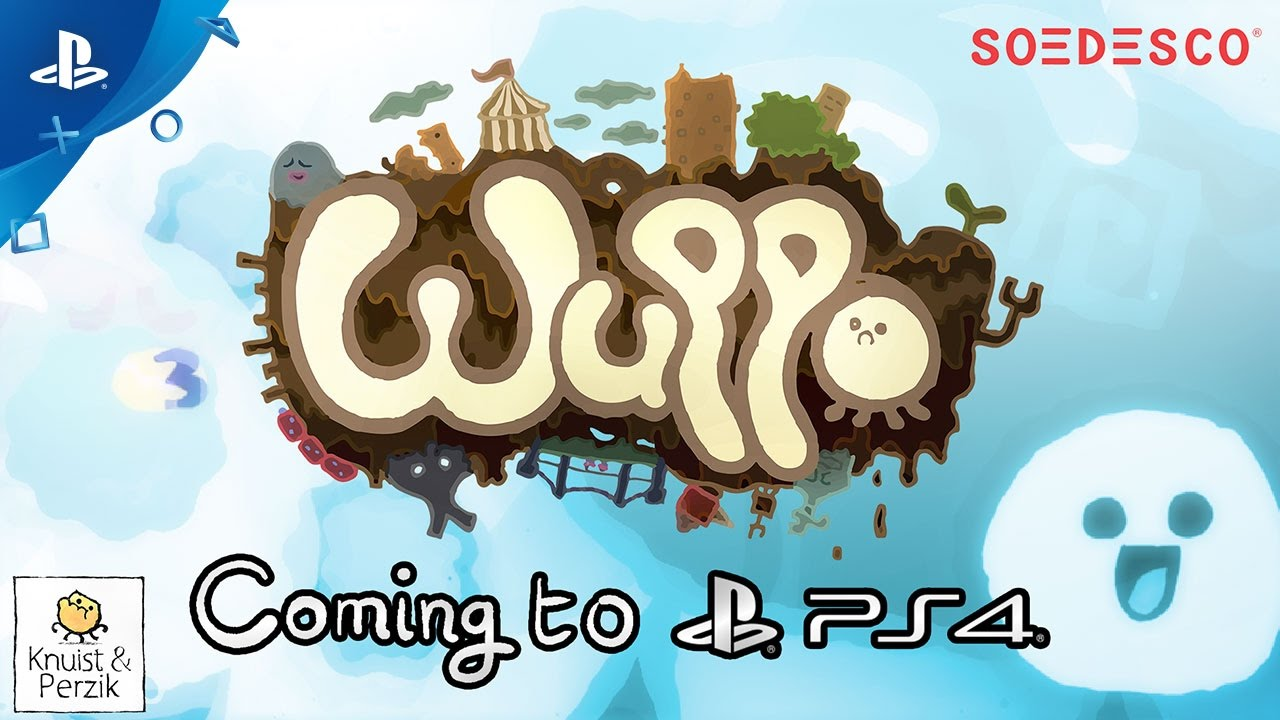 Explore a Wild, Wonderful World in Wuppo, Coming to PS4 This Summer