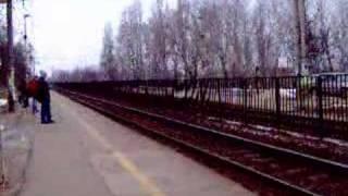 preview picture of video 'Érd felsőn áthaladó vonat 2.'