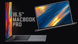 """The 16.5"""" MacBook Pro... coming this Year!"""