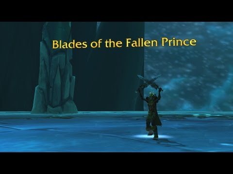The Story of Blades of the Fallen Prince