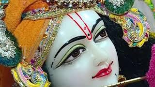 Mere Dukh Ke Dinon Main   Krishna Bhajan   Nilesh Brahmbhatt