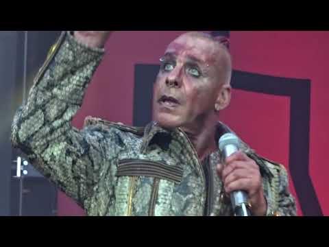 Rammstein   Tattoo  Berlin 2019 (REMASTERED AUDIO)