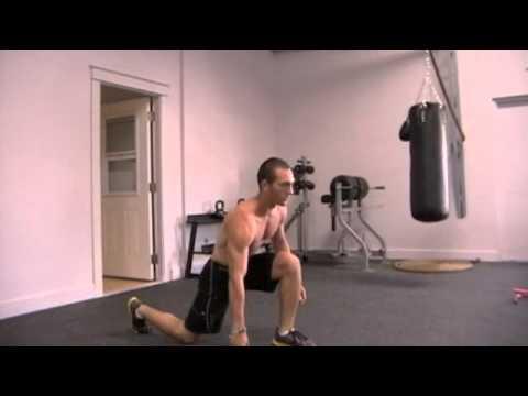 Split Jump / Jumping Split Squat