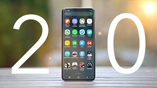 Samsung Galaxy S20 Review - The Best Compact Android Smartphone 2020