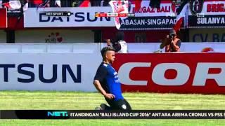 Bali United Takluk Dari Arema Cronus  NETSport