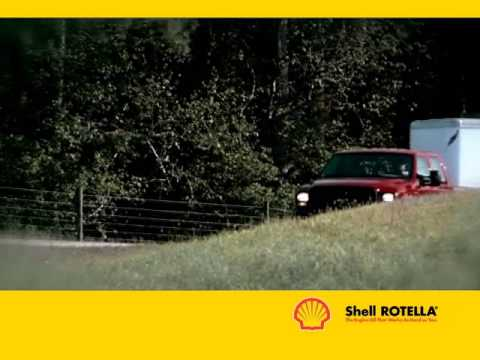 Rotella T6 Synthetic Diesel 5W40 Motor Oil video thumbnail