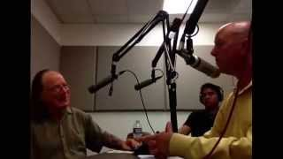 Vince Outlaw & Joe Garrison 3/10/15 Jazz Live Interview