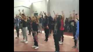 preview picture of video 'Flash Mob 8 Marzo 2013 Orta di Atella (CE)'