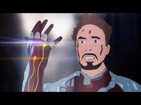 Мстители Финал: Последний щелчок