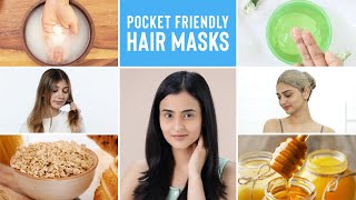 Best Hair Masks For All Hair Types Using Natural Ingredients | Glamrs Haircare Guide | Episode 4