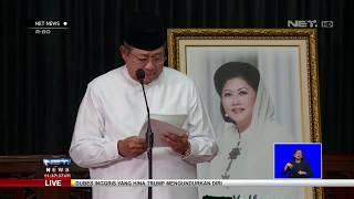 Peringatan 40 Hari Wafatnya Ani Yudhoyono - NET NEWS