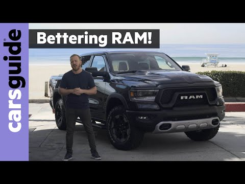 Ram 1500 2021 review: Exclusive