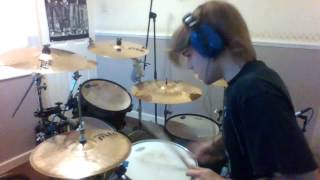 Tom Petty A one story town drum cover