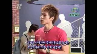 MBCハッピータイム③110410ヒョンビン