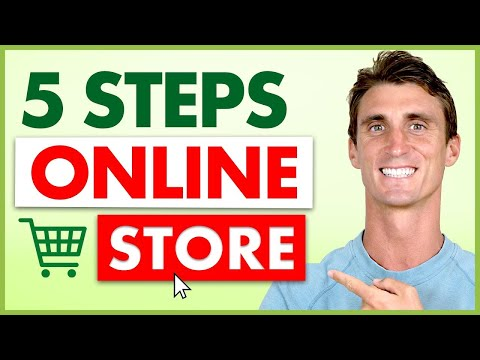 How to Start An Online Store In 5 Simple Steps