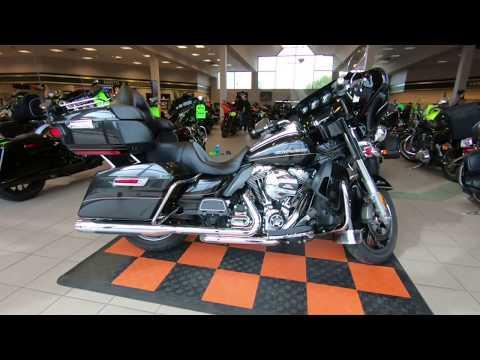 2016 Harley-Davidson Ultra Limited Low FLHTKL