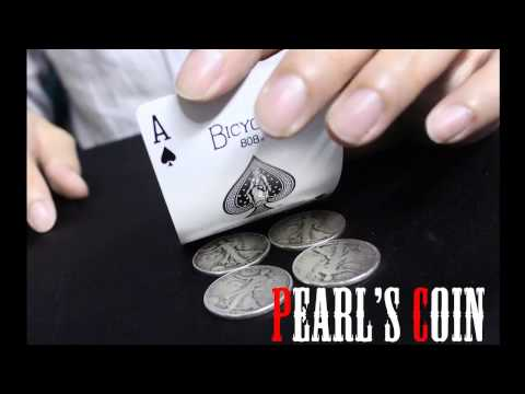 Pearls Coin by Mr. Pearl