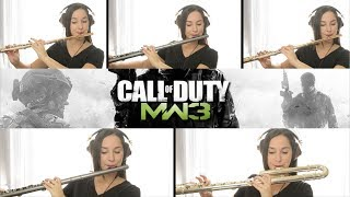 Call of Duty Modern Warfare 3 Theme Song on Flute + Sheet Music!