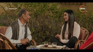 """ذات مومنت لما البنت تحكي عن خطيبها قدام أبوها وأمها ... """" هو مستعجل وانتي مش مستعجلة """" #أبوالعروسة"""