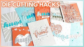 15+ Creative Die Cutting Hacks Every Crafter Should Know About