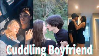 Cuddling Boyfriend TikTok July 2020