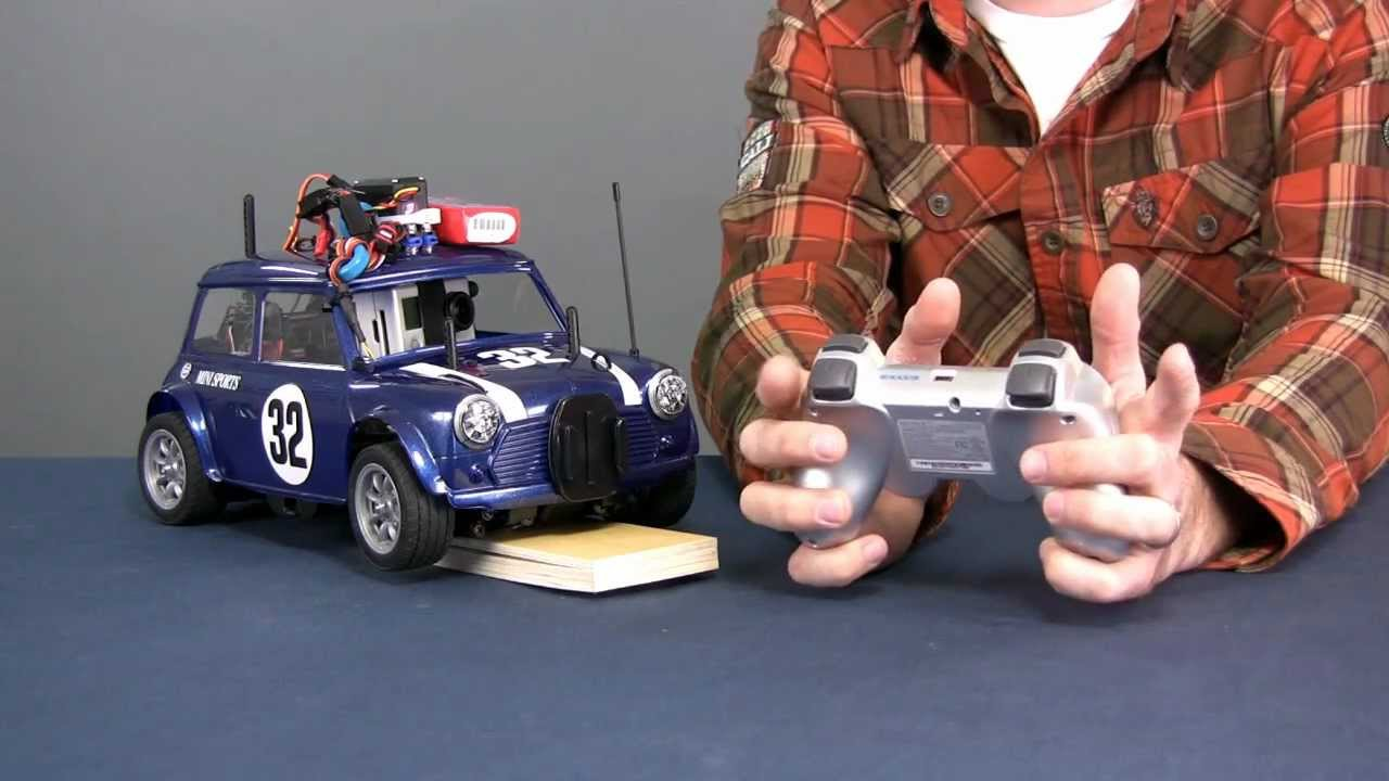 Awesome New Racer Drives Outside Your TV Screen
