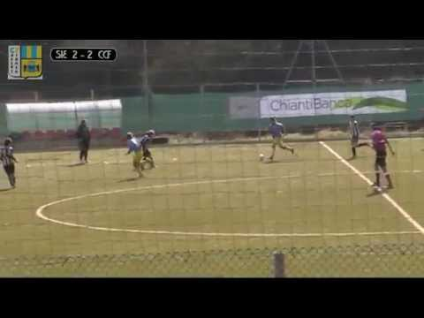Preview video Siena CF - Castelfranco CF = 3 - 2