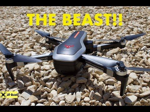 The SG906 Beast Unbox & Flight - Courtesy of Banggood