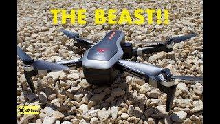 What a Beast!! ZLRC Beast SG906 CSJ-X7 Unbox & Flight Test Video