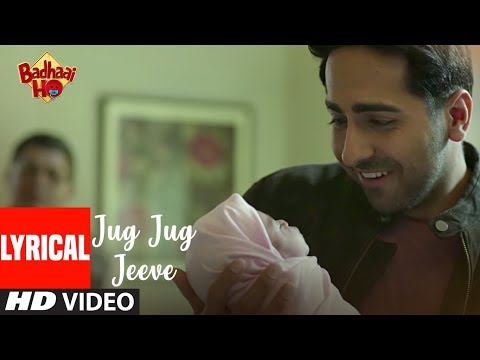 Badhaai Ho: Jug Jug Jeeve Video With Lyrics | Ayus