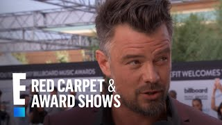 "Josh Duhamel Says Mark Wahlberg ""Is a Beast"" 