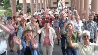 Jahresrückblick 2015 Purling Brooks Band / Country and Linedance Band