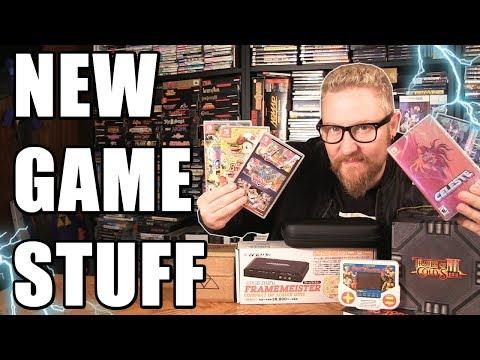 NEW GAME STUFF 43 - Happy Console Gamer