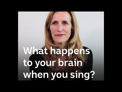 What Happens to your Brain when you Sing?