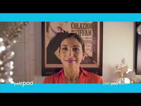 Petit Poo Toilet Odor Eliminator:  Happy Kit