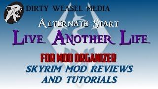 Alternate Start: Live Another for Mod Organizer - Skyrim