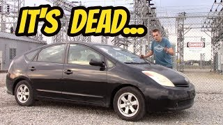 I Bought a Cheap Toyota Prius-- with a DEAD Hybrid battery