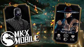 НУБ САЙБОТ ПАСХАЛКА И СЛИТЫЙ ПЕРСОНАЖ из ОБНОВЛЕНИЯ 1.18 • Mortal Kombat X Mobile