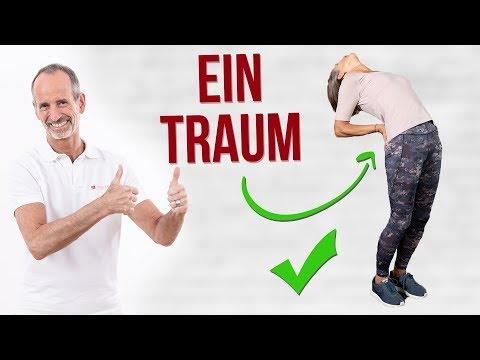 Übung Schmerzen im Hüftgelenk