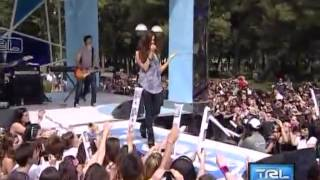 Ashley Tisdale - Live at TRL Italy (MTV) - It's Alright, It's OK