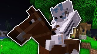 CEL MAI FRUMOS CAL - Minecraft cu Andreea #4