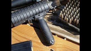 How To Install A Rail On A Factory AR-15 Handguard