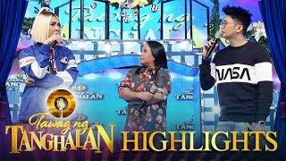 Tawag ng Tanghalan: Vice gets curious in TNT contender's royal blood boss