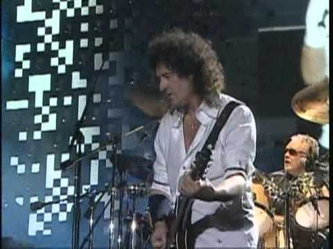 Queen + Paul Rodgers - Surf's Up... School's Out! (Live in Chile 2008)