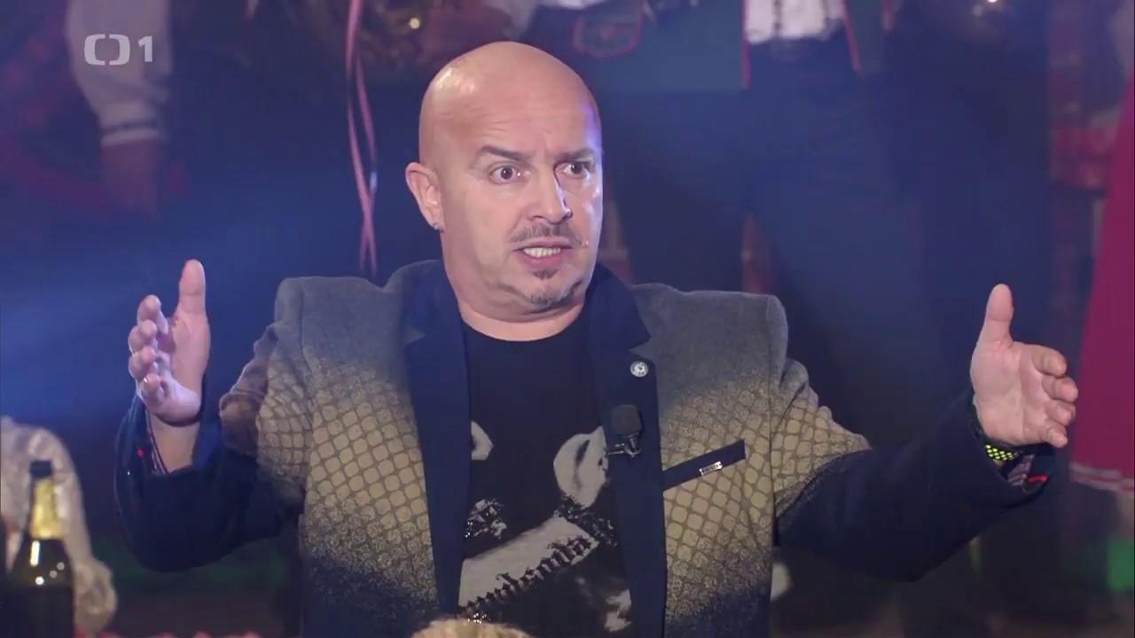 Zdeněk Izer - Vtipy Silvestr 2017 (komplet)