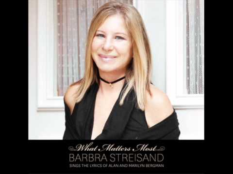 Alone In The World Lyrics – Barbra Streisand