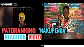 Patoranking Ft Nyashinski 'Nakupenda' Reaction Video| East And West Africa Combine To Deliver Magic!