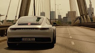 Video 3 of Product Porsche 911 Carrera, Carrera 4, Carrera S, Carrera 4S, Turbo S, Coupe & Cabriolet (992, 8th gen)