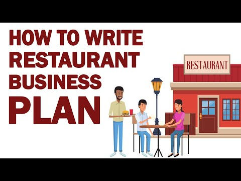 , title : 'How to Write a Business Plan for Restaurant in 2021 | Restaurant Business Plan