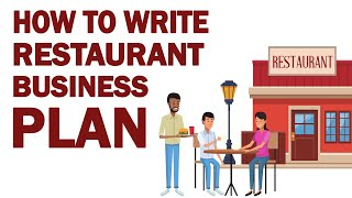 How to Write a Business Plan for Restaurant in 2021 | Restaurant Business Plan